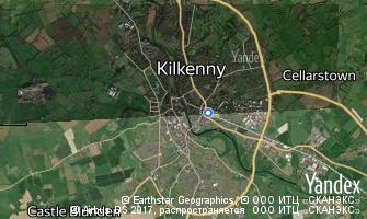 Map of Kilkenny