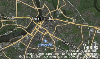Map of Limerick
