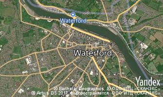 Map of Waterford